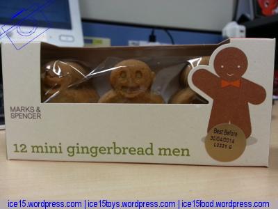 Gingerbread Man in Singapore