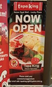 Tapa King Singapore