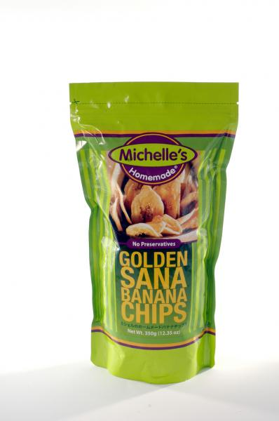 Michelle's Banana Chips