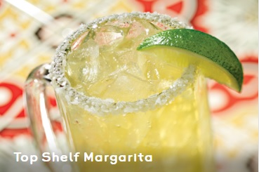 Chili's Top Shelf Margarita